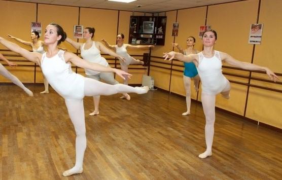 Ecole de danse classique j3b mairie de biard dans la for Danse classique adulte